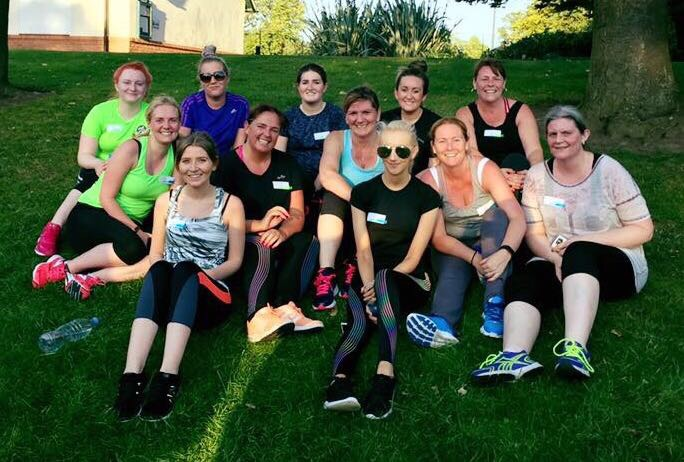 Couch to parkrun group