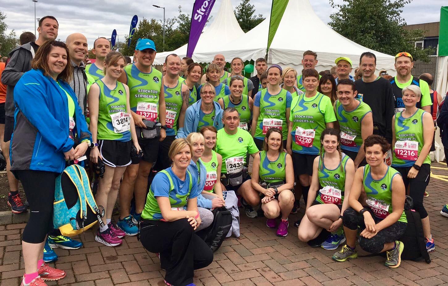 York Marathon and 10 mile
