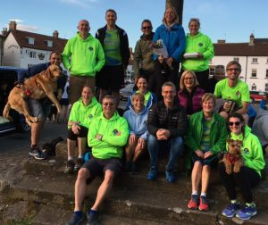 Cleveland Way Relay