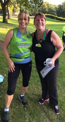 Couch to parkrun 5k
